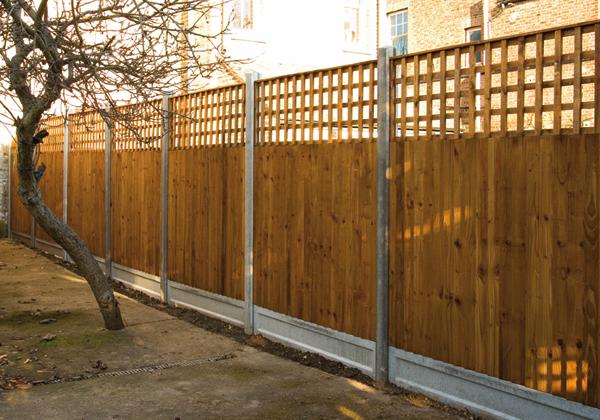 Trellis Fencing Panels London