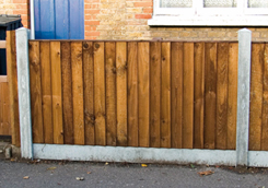 Low Front Fence