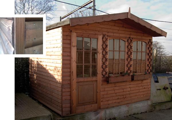 Log Cabins Sheds London